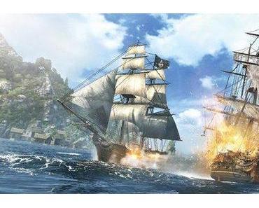 Assassin's Creed 4 Black Flag: Seeschlachten mit Stürmen und Zufallsereignisse