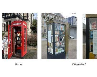 Coole Entdeckung: Bücherzellen