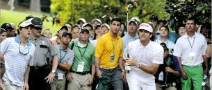 The Masters 2013 in Augusta Georgia – Tag 1
