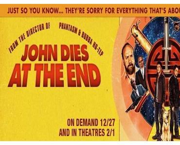 Review: JOHN DIES AT THE END - Body-Horror und Coscarelli mit Sojasauce