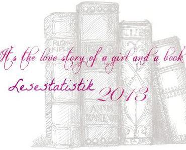[Lesestatistik] März 2013