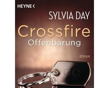♡ Rezension: Crossfire 02- Offenbarung von Sylvia Day ♡
