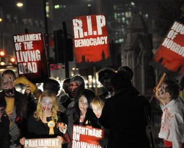 Zombies und die internationale Politik