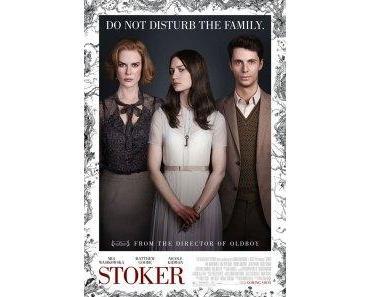 Filmkritik: Stoker (US, UK 2013)