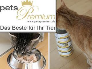 Pets Premium- Online-Shop - Das Beste für ihr Tier