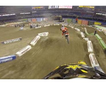 First-Person bei einem Motocross Event in Toronto (GoPro)