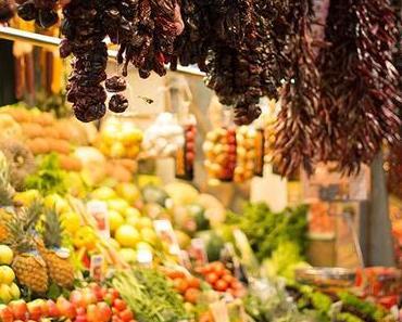 Mercado de la Boqueria – Barcelona Food Market at Las Ramblas