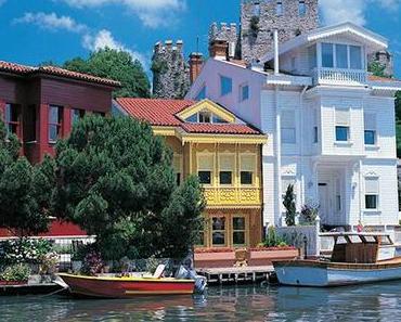 Yalis in Istanbul