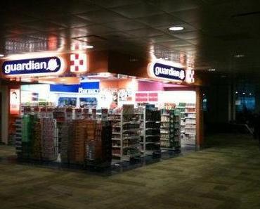 Apotheken aus aller Welt, 356: Singapore Airport, Singapur