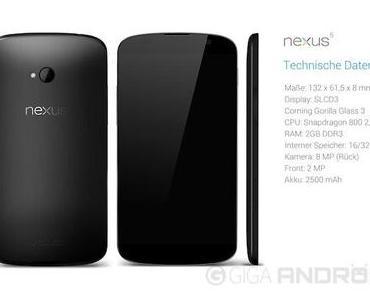 Schickes Nexus 5-Konzept
