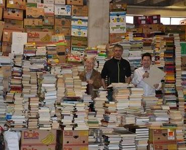 Kurts Bücherwelt - Bücher-Explosion in Vorarlberg