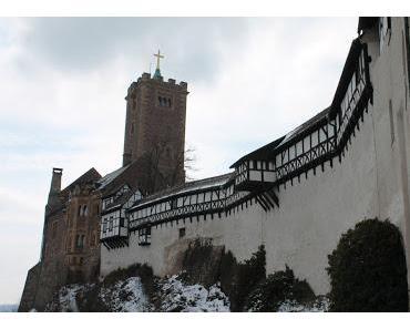 Die Wartburg - Eisenach