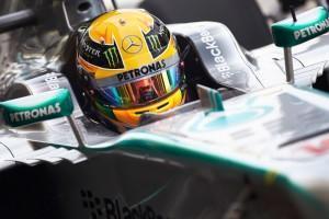 Hamilton: Getriebewechsel