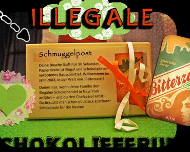 |Buchvorschau| Wenn Schokolade ein illegales Rauschmittel wird...