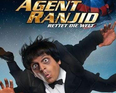 Review: AGENT RANJID RETTET DIE WELT - Armer Rutger Hauer