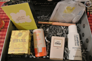 Glossybox Bejeweled Edition – Dezember