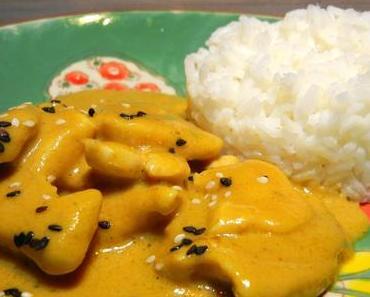 Erdnuss-Sauce, asiatisch