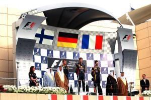 Formel 1: Vettel siegt in der Wüste von Bahrain