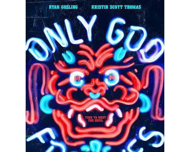 Only God Forgives: Gleich zwei neue Trailer für uns