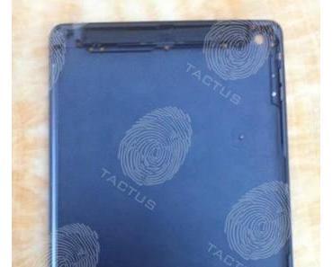[Bilder] iPad 5 Rückseite und iPhone 5S SIM-Slot