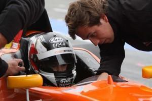 Für Schiller Motorsport geht's am Wochenende rund