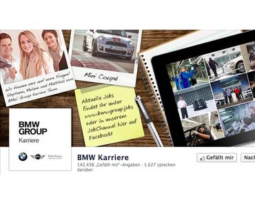 famefacts.11 #Facebook Karriereseiten der Automobilbranche im Test