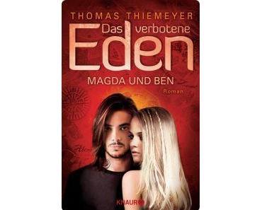 [Cover Reveal] Das verbotene Eden – Magda und Ben (Das verbotene Eden #3)