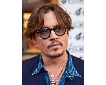 Johnny Depp zeigt sich Hand in Hand mit neuer Liebe Amber Heard