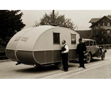 der Wohnwagen aus Ägypten