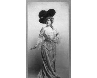Helen Louise Leonard alias Lillian Russell (1861 bis 1922)