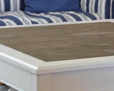 new tabletop - neue tischplatte