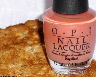 OPI Don´t Melbourne The Toast [NotD]