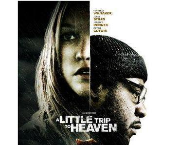 Review: A LITTLE TRIP TO HEAVEN - Toter Bruder, reiche Schwester?