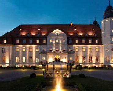 Schlossurlaub in McPomm – da will ich hin …