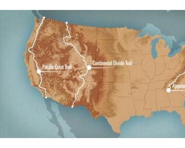 Traumpfad: Pacific Crest Trail