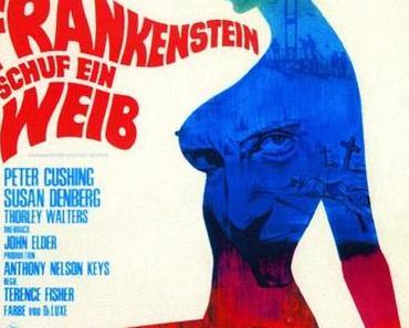 Review: FRANKENSTEIN SCHUF EIN WEIB - Endlich mal ein hübsches Monster
