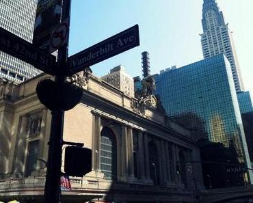 Auf den Spuren von Gossip Girl ... Central Park & Grand Central