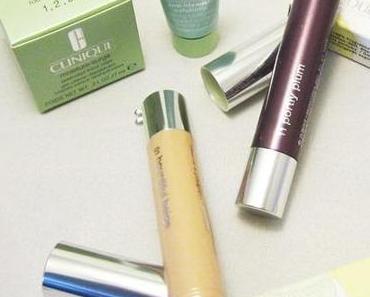 [Einkauf, AMU]: Clinique Chubby Stick Shadow Tint 01 bountiful beige &11 portly plum