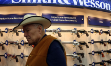 Waffennarrenland USA: Die NRA feiert in Texas, doch Gegner kopieren ihre Taktiken…