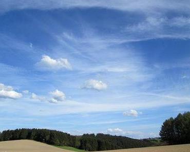 Ein Stück Himmel wie gemalt!