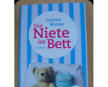 [Rezension] Die Niete im Bett von Leonie Winter