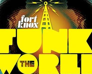 Funk the World 14 by Fort Knox Five (free mixtape)