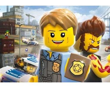 LEGO City Undercover: The Case Begins