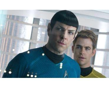 """Star Trek into Darkness"" von J. J. Abrams"