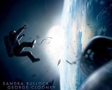 Trailerpark: GRAVITY - Alfonso Cuaron lässt George Clooney abheben