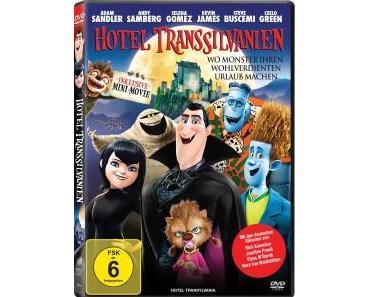 Filmkritik 'Hotel Transsilvanien' (DVD)