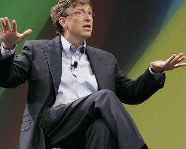 Bill Gates: iPad-Benutzer sind frustiert, kein Office, kein richtige Tastatur