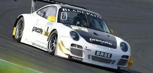 1. Freie Training in Spa endet mit Porsche Bestzeit