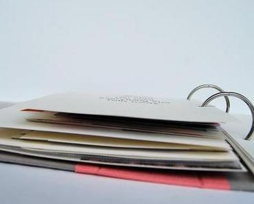 erinnerungsbuch /memory book / märz