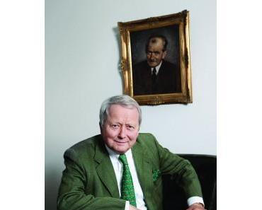 Dr. Wolfgang Porsche feiert 70. Geburtstag